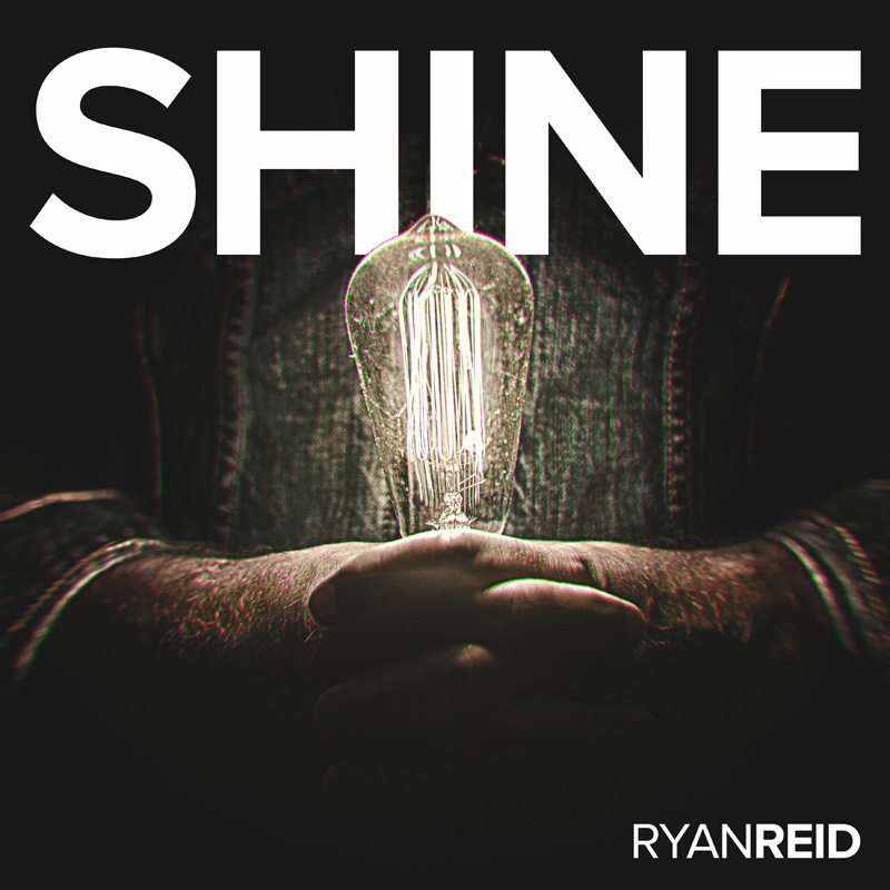 Shine album cover art